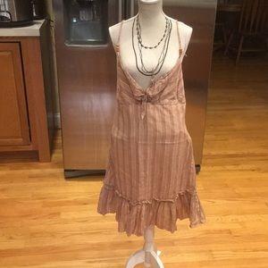 Like new guess brand dress size large